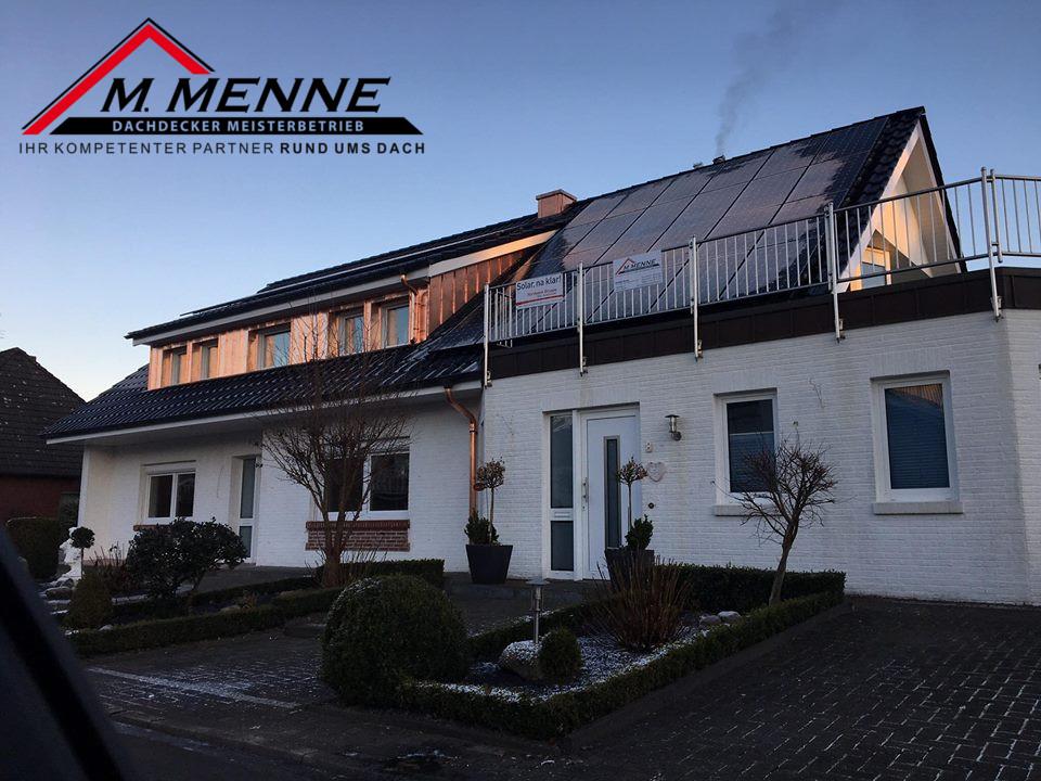 anierung nach EnEV, Dachdecker und Klempnerarbeiten, Werlte, Emsland