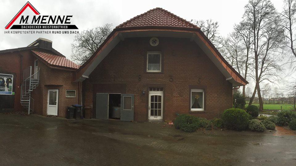 Dachsanierung, Klempnerarbeiten, Dachdecker