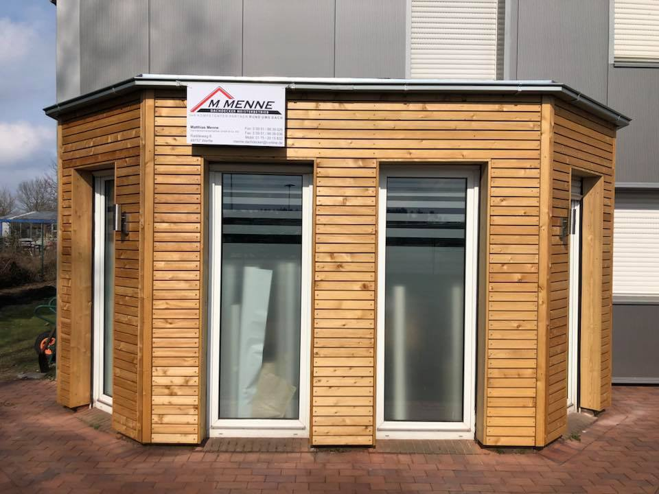 Fassadenarbeiten Emsland